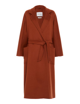 Labbro Belted Cashmere Coat by Max Mara