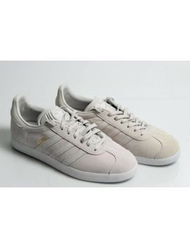 Adidas White Gazelle Trainers Uk 6 Ex Display (Gzeleltg48578<Wbr>0) 2 by Ebay Seller