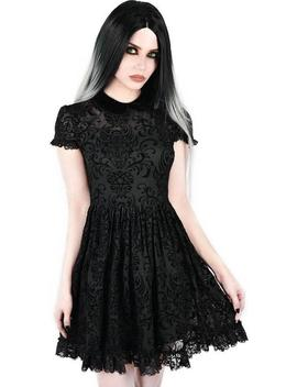 bathory-|-babydoll-dress by killstar