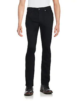 Five Pocket Cotton Blend Pants by Joe's Jeans