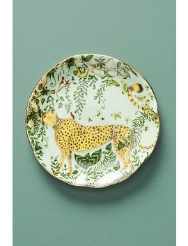 Emma J Shipley Des Animaux Coaster by Anthropologie