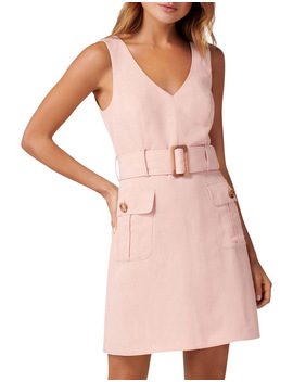 Sasha Belted Safari Dress by Forever New