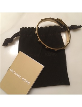 Michael Kors Bangle Bracelet Preowned/Used by Michael Michael Kors