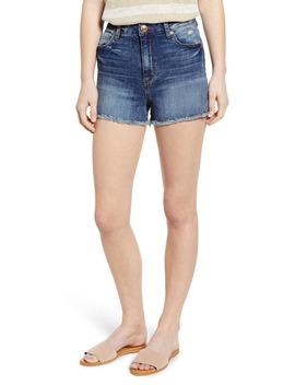 Aubrey Boyfriend Denim Shorts by Sts Blue