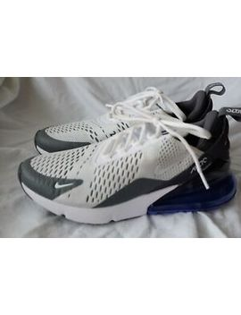 Nike Air 270 Trainers Uk 7.5 Worn Once Only by Ebay Seller