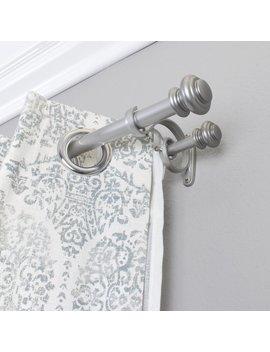 Bloxom Curtain Rod Set by Greyleigh