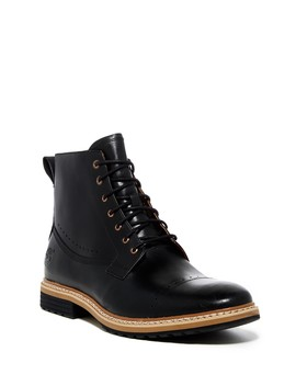 Westhaven Side Zip Combat Boot by Timberland