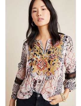 Mathilda Blouse by Anthropologie