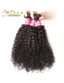 Nadula Hair 3piece Cambodian Culry Hair Weaves 3 Bundles Human Hair Extensions 8 26inch Remy Hair Natural Color Free Shipping by Ali Express.Com