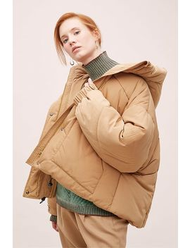 Maggie Oversized Puffer Jacket by Anthropologie