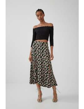 Floral Print Skirt Must Havewoman by Zara