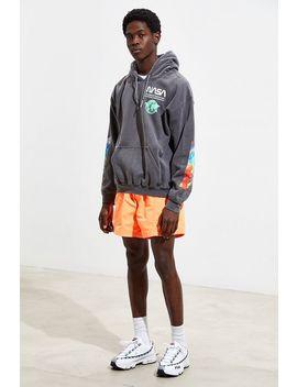 Nasa Pigment Dye Hoodie Sweatshirt by Urban Outfitters