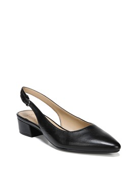 Farewell Slingback Heeled Flat   Wide Width Available by Naturalizer