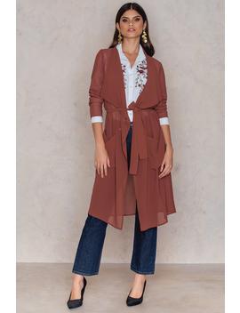 Nellie Thin Coat Koppar by Rutcircle