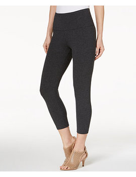 Petite Cropped Comfort Waist Leggings, Created For Macy's by General