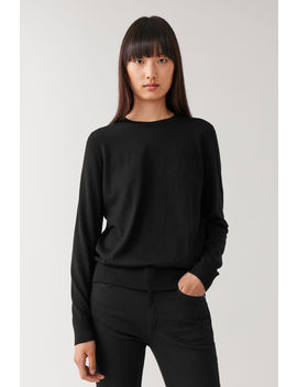 Fine Knit Merino Jumper by Cos
