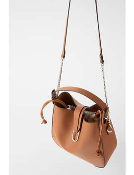 Mid Sized Bucket Bagbags Woman Shoes &Amp; Bags by Zara