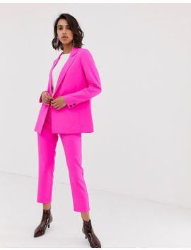 Custommade Anya Pink Suit Jacket by Custommade