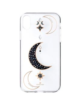 Duo Smartphone Case, I Phone® Xr, Transparent by Swarovski