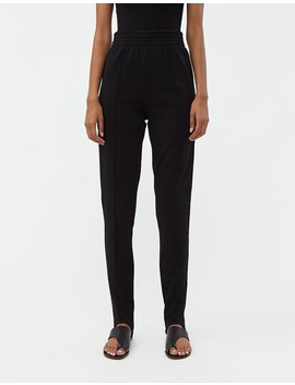 Yuma Stirrup Sweatpant In Black by Baserange