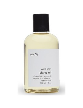 Well Kept Shave Oil by Well