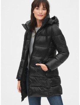 Cold Control Max Puffer Coat With Detachable Hood by Gap