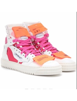 Off White By Virgil Abloh Women's White Sneakers Nwt/New by Off White
