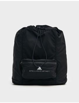 Drawstring Gymsack Backpack by Adidas By Stella Mc Cartney