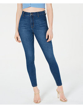 Juniors' High Rise Skinny Ankle Jeans by General