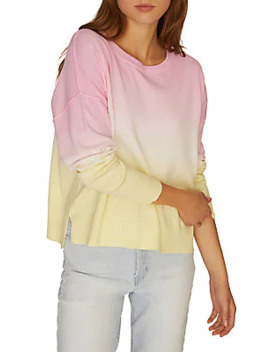 Sunsetter Ombre Sweater by Sanctuary