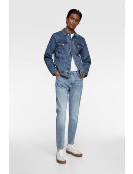 Jeans Skinny Ligeros Jeanshombre by Zara