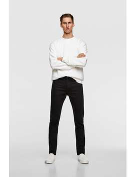Jeans Premium Slim Jeanshombre by Zara