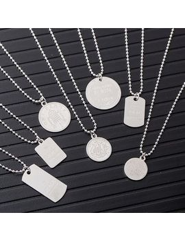 Aiyori   Stainless Steel Pendant Necklace (Various Designs) by Aiyori