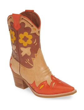Looney Western Boot by Jeffrey Campbell