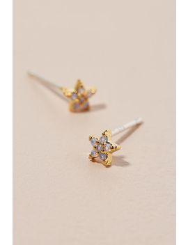 Astrid & Miyu Mystic Star Stud Earrings by Astrid & Miyu