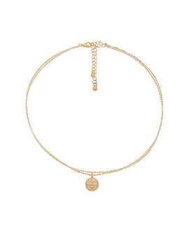 Exclusive Necklace In Gold by 8 Other Reasons