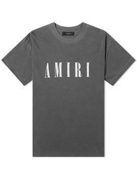 Amiri Core Tee by Amiri