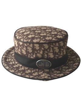 Hat by Dior