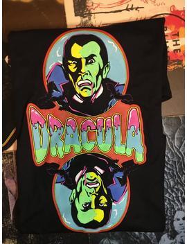 Black Light Dracula by Etsy