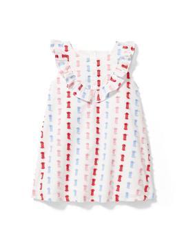 Geo Fringe Dress by Janie And Jack