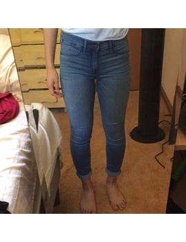 Abercrombie Light Wash Skinny Jeans by Poshmark