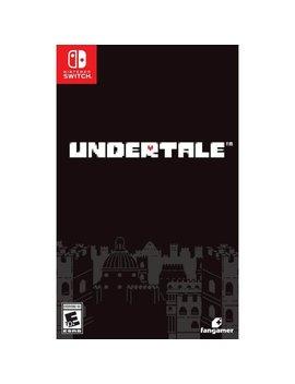 Nintendo Switch by Undertale