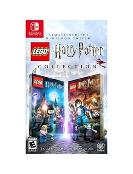 Nintendo Switch by Lego Harry Potter Collection