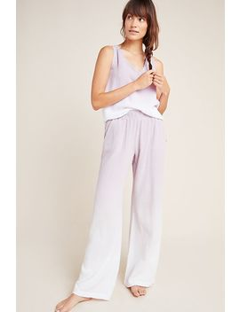 Sol Angeles Crepe Wide Leg Pants by Sol Angeles