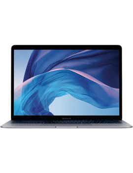 """macbook-air-133""""-laptop-with-touch-id---intel-core-i5---8gb-memory---256gb-solid-state-drive-(latest-model)---space-gray by apple"""