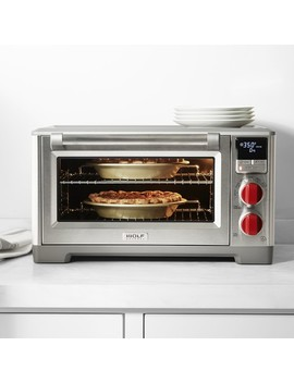 Wolf Gourmet Countertop Oven Elite by Williams   Sonoma
