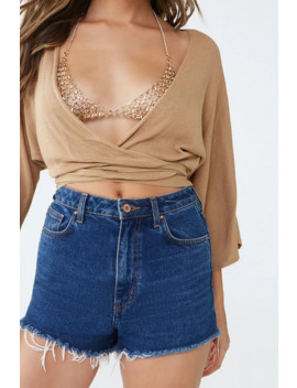 Cable Chain Halter Bralette by Forever 21