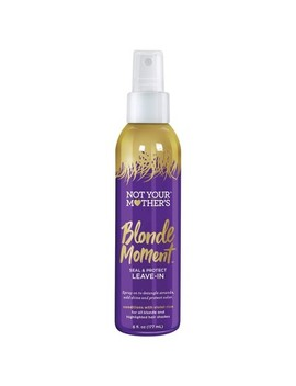 Not Your Mother's Blonde Moment Seal &Amp; Protect Leave In   6 Fl Oz by 6 Fl Oz