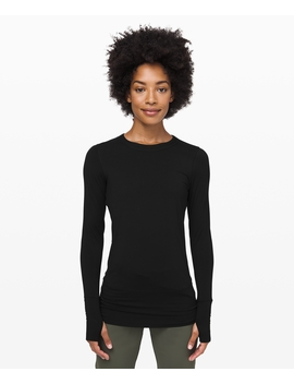 Rule The Day Long Sleeve by Lululemon