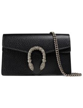 мини сумка 'dionysus' by Gucci
